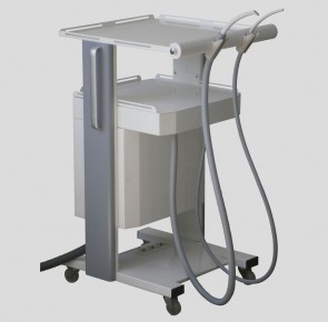 ASPI CART C Mobile suction unit with stand-alone aspiration systems of different types