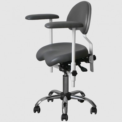 ENDO PRO Doctor's stool for working with a microscope