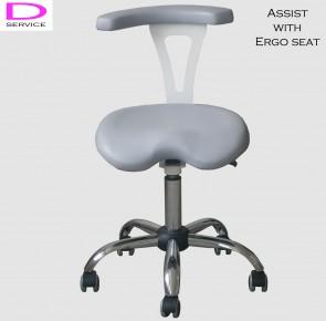 ASSIST Стул врача-стоматолога с поворотным подлокотником
