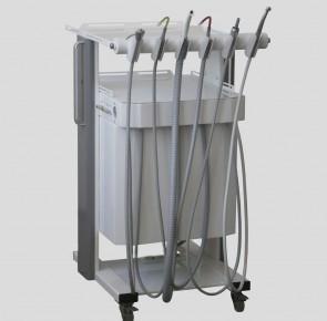 COMBI CART Мобільний блок інструментів лікаря-стоматолога і асистента
