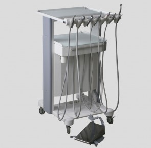 YARIS Mobile instrument block of endodontist doctor