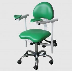 ENDO SLIDE Крісло лікаря-стоматолога для роботи з мікроскопом, стілець стоматолога